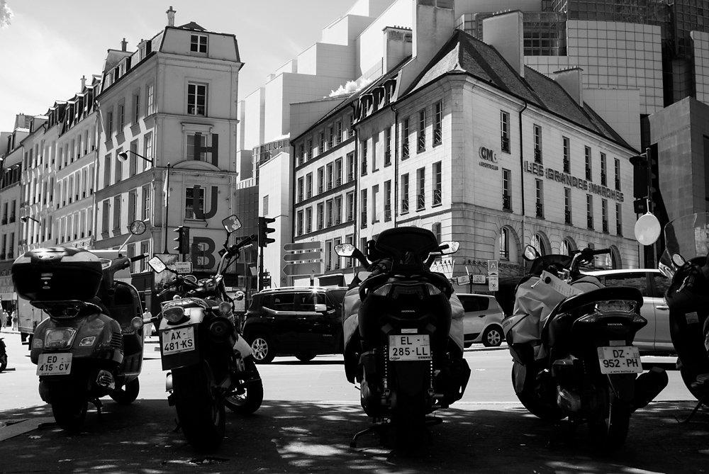 Place de la Bastille, Paříž