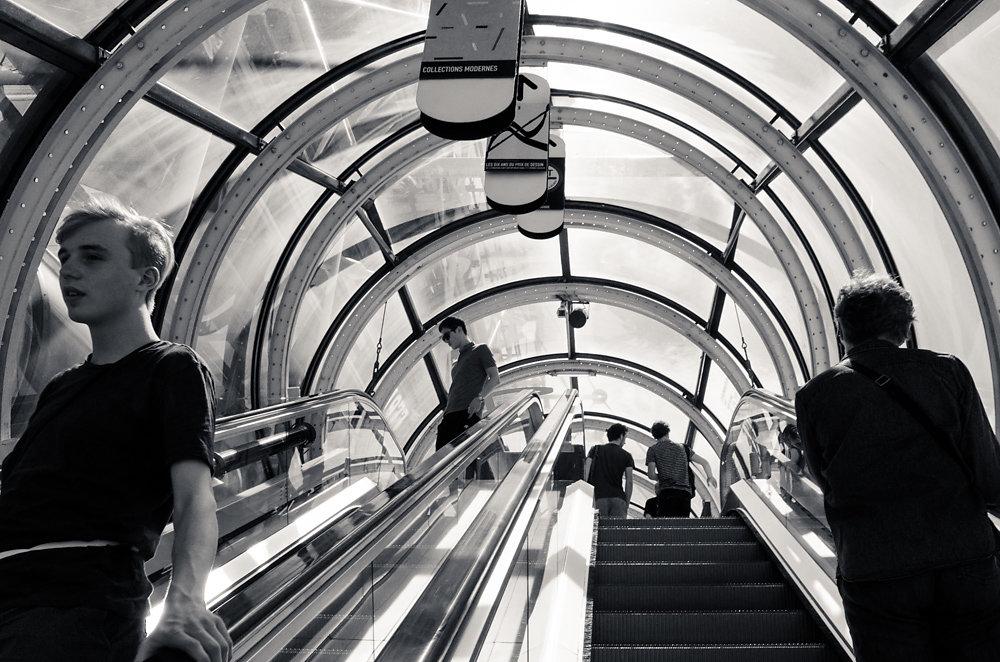 Centre Pompidou, Paříž